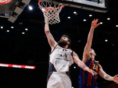 Basket, Eurolega 2020-2021: Olimpia, l'importante è non subire il contraccolpo psicologico