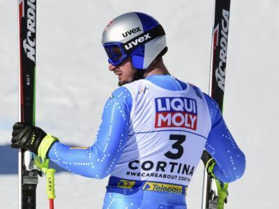 Sci alpino, startlist SuperG Saalbach: orari, tv, programma, streaming, pettorali italiani