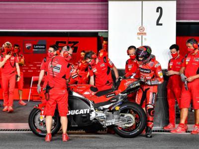 MotoGP, Ducati punta a mantenere sei moto anche nel Mondiale 2022