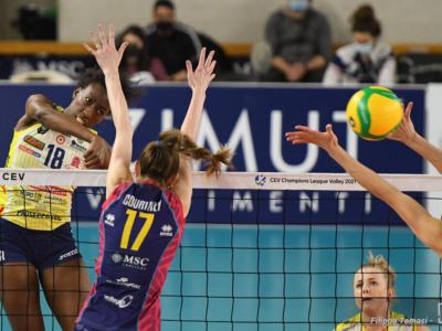 LIVE Conegliano-Novara 3-1, Finale Coppa Italia volley in DIRETTA. Egonu stratosferica, l'Imoco alza il primo trofeo del 2021!