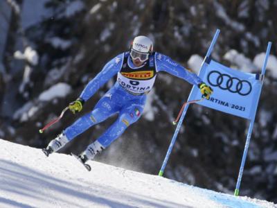 Sci alpino, Emanuele Buzzi è campione italiano di superG davanti a Innerhofer e Marsaglia, Paris chiude al 4° posto