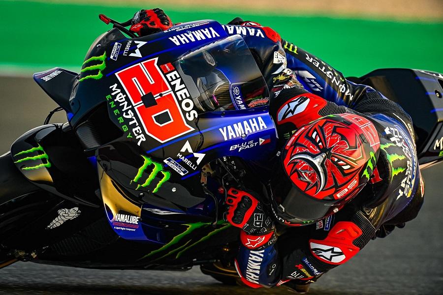 Fabio Quartararo ha vinto il Gran Premio del Portogallo di MotoGP