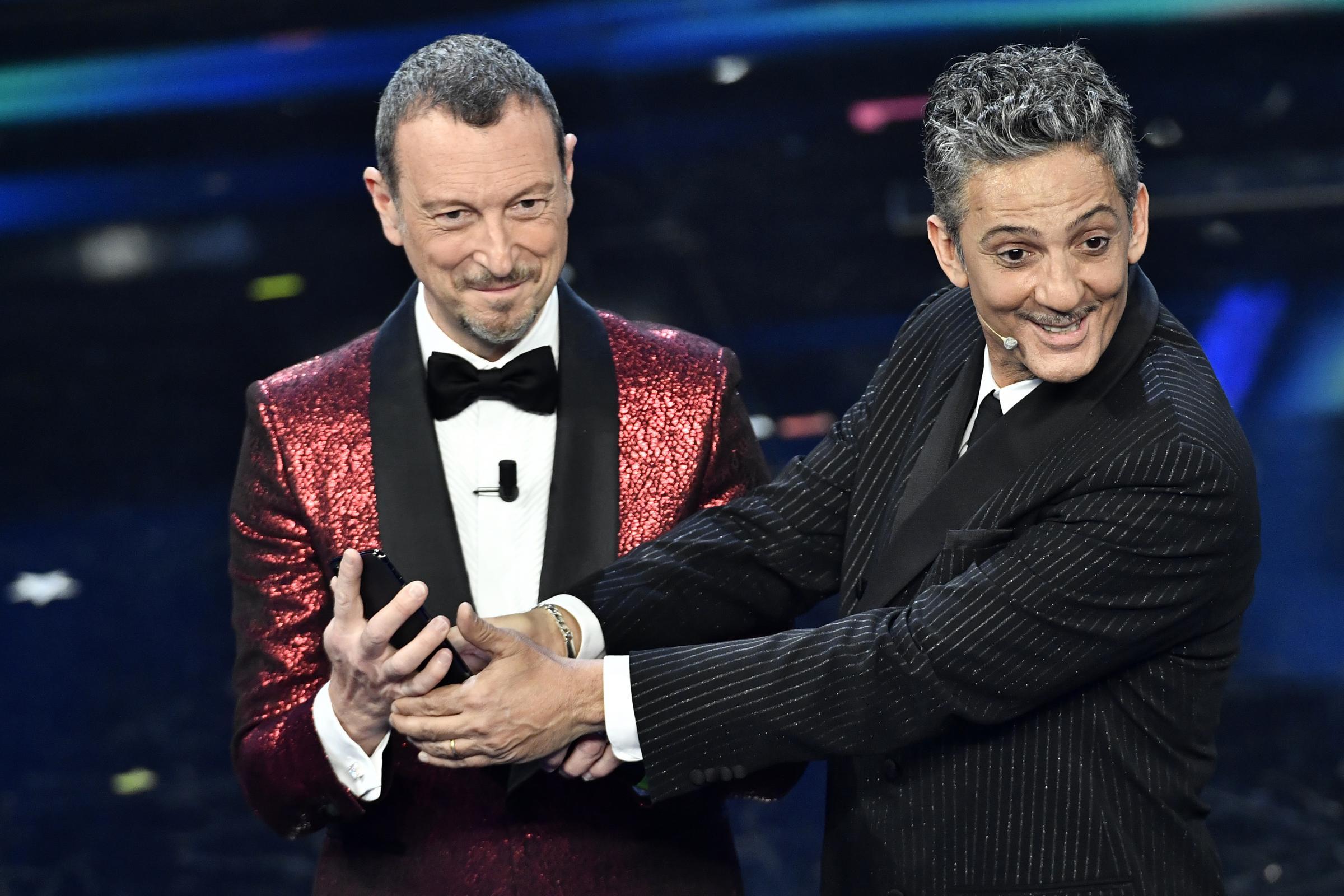 LIVE Sanremo 2021 oggi, Finale in DIRETTA. La rimonta di Michielin e Fedez! In finale con Maneskin ed Ermal Meta