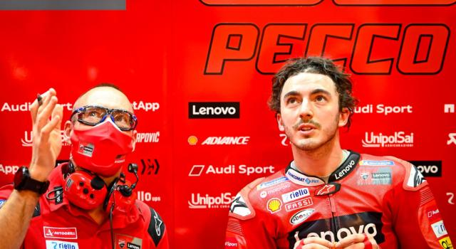 MotoGP, Ducati senza un leader vero in pista? Bagnaia e Miller battuti dai piloti Pramac a Losail