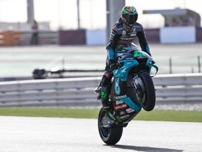 """DIRETTA MotoGP, GP Spagna LIVE: Bagnaia primo in classifica. Valentino Rossi: """"La Petronas crede in me. Spero nei test"""""""