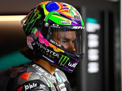 """MotoGP, Franco Morbidelli: """"Non posso confrontare i miei dati con quelli delle altre Yamaha, poco veloce sul dritto"""""""
