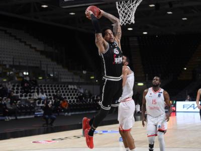 Basket, EuroCup 2020-2021: la Virtus Bologna sfida Badalona nei quarti di finale