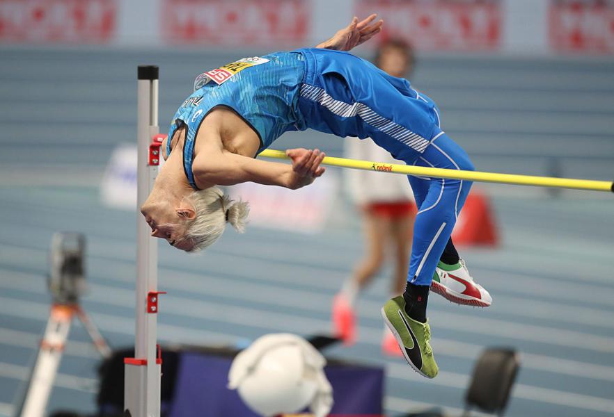 VIDEO Gianmarco Tamberi, argento agli Europei Indoor: 2.35 non basta per battere Nedasekau
