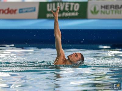 Nuoto artistico, Giorgio Minisini trionfa nel solo agli Assoluti invernali: vittoria significativa per l'azzurro