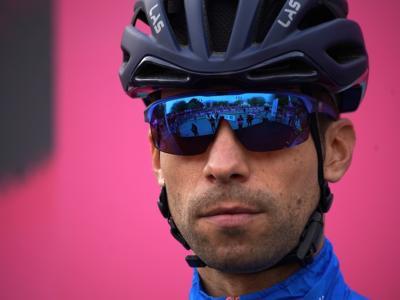 Ciclismo, infortunio per Giovanni Visconti: frattura al piede sinistro per il corridore della Bardiani-CSF-Faizanè