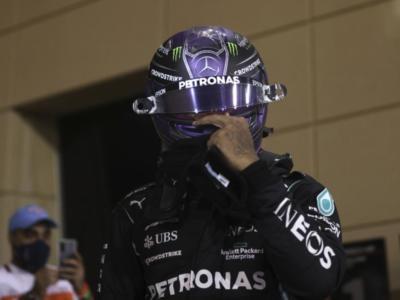 """VIDEO F1, Lewis Hamilton: """"Confusione sui limiti della pista"""""""