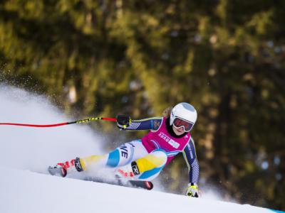 Sci alpino, tre azzurre nelle prime 10 nel gigante dei Mondiali juniores, l'oro va a Hanna Aronsson Elfman