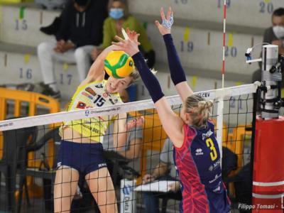 Conegliano-Novara oggi: orario, tv, programma, streaming gara-1 Finale Scudetto volley femminile