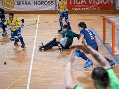 Hockey pista, Serie A1: Trissino-Valdagno, derby da pareggio!