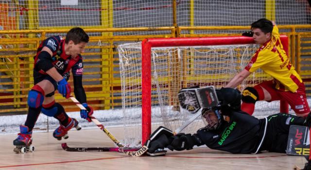 Hockey pista, Serie A1: Lodi-Forte dei Marmi, pareggio pirotecnico nel posticipo della ventiduesima giornata