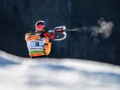 Biathlon, Philipp Nawrath domina la sprint di IBU Cup 2021 a Obertilliach. Ottimo nono Saverio Zini