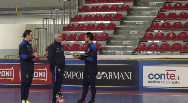LIVE Finlandia-Italia 2-4 calcio a 5 in DIRETTA: poker degli azzurri di Bellarte e terzo successo nelle qualificazioni europee