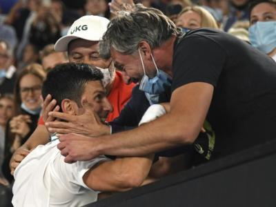 """Tennis, Goran Ivanisevic sul programma di Djokovic: """"Potrebbe non giocare fino ai tornei sulla terra"""""""