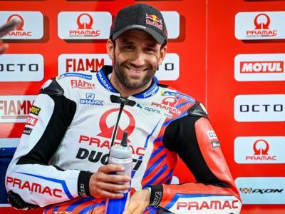 MotoGP, la classifica delle velocità massime a Losail: Johann Zarco un missile, cinque Ducati nella top-5!