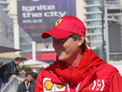 """F1, John Elkann: """"Sono ottimista perché abbiamo due piloti giovani che vogliono vincere"""""""