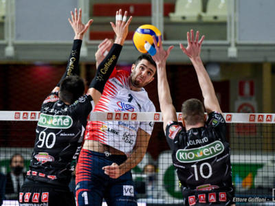 Volley, Play-off Superlega 2021: quarti. Lagumdzija trascina Monza in gara1: 3-1 a Vibo
