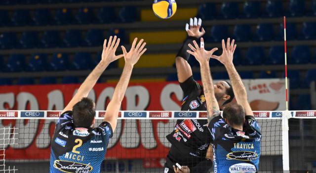 Civitanova-Trento oggi: orario, tv, programma, streaming gara-3 play-off Superlega volley