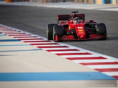 """LIVE F1, Test Bahrain day3 in DIRETTA: Verstappen vola, Sainz 3° e Hamilton 5°. Leclerc 10° e Binotto: """"Migliorati rispetto al 2020"""""""