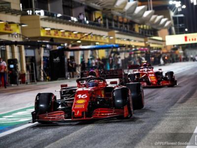 F1, perché la Ferrari può sorridere dopo il GP del Bahrain? SF21 migliore della SF1000 e due piloti motivati