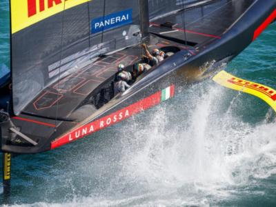 America's Cup, Luna Rossa-New Zealand: chi è più veloce? Vento e nodi: le previsioni