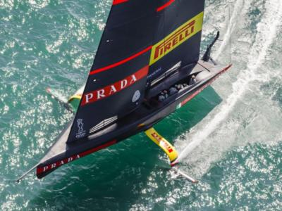 America's Cup, calendario Luna Rossa-New Zealand: orari prossime regate, programma, tv, streaming