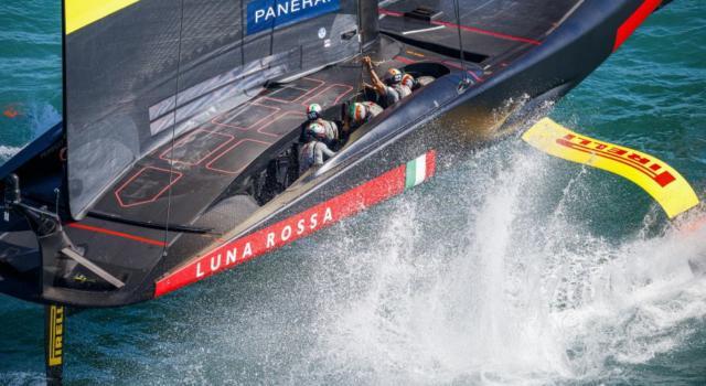 America's Cup, cosa succede se una barca rompe un pezzo? Si può cambiare? Verso Luna Rossa-New Zealand
