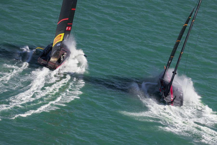 America's Cup, previsioni meteo. Prime due giornate favorevoli a New Zealand, poi il vento cala?