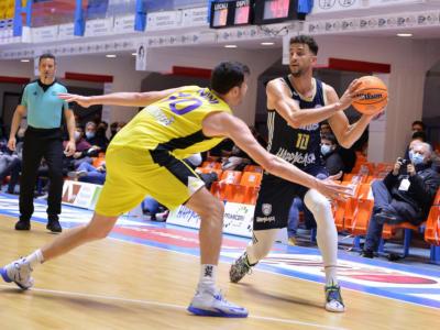 Basket: Brindisi, finale amaro. L'Hapoel Holon passa in Puglia nella prima della seconda fase di Champions League