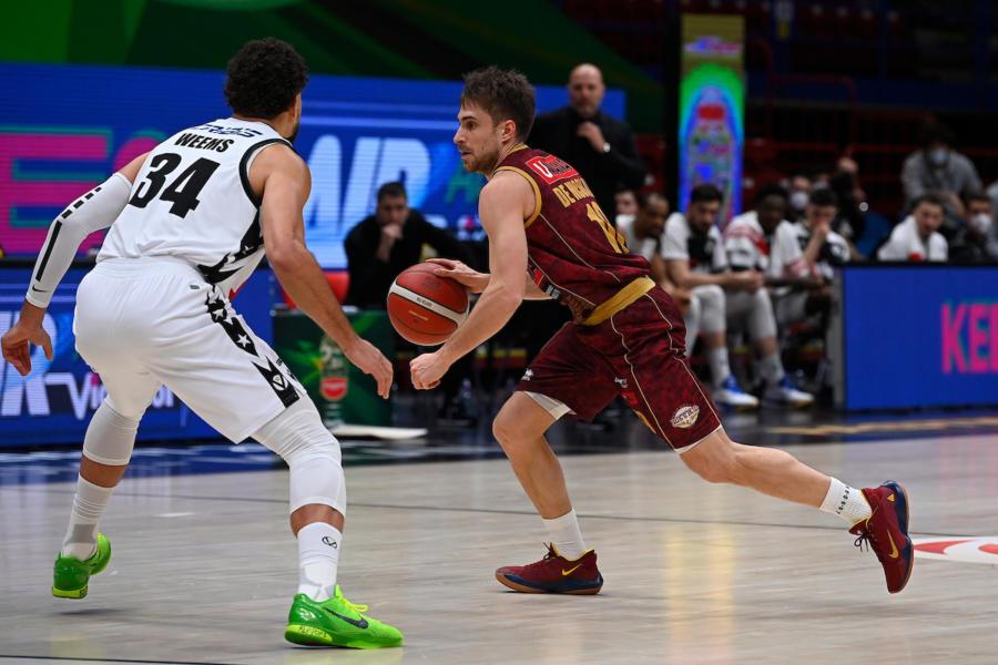 LIVE Virtus Bologna Venezia, Serie A basket in DIRETTA: aggiornamenti in tempo reale