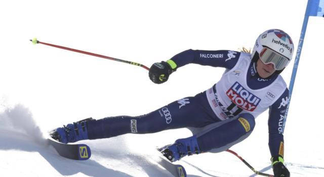"""LIVE Sci alpino, Gigante Jasna in DIRETTA: Marta Bassino vince la Coppa di gigante. """"Emozione grande"""""""