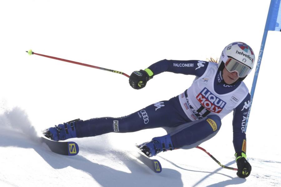 LIVE Sci alpino, Gigante Jasna in DIRETTA: comanda Frasse Sombet, Curtoni e Pirovano non brillano