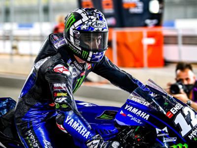 "MotoGP, Maverick Vinales: ""Ho un grande feeling con la moto, è stato bellissimo vincere la prima gara"""