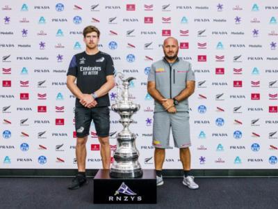"""America's Cup, Max Sirena: """"Sappiamo che i Kiwi sono veloci. Foil a T o Y? Valutate tutte le opzioni"""""""