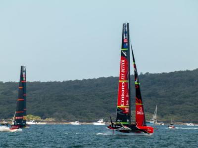 """America's Cup, NZ Herald: """"Luna Rossa vincerebbe con New Zealand solo con un miracolo"""""""