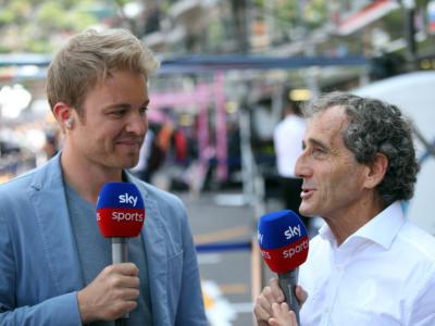 Motori, scatta la stagione 2021! Sky Sport sarà la casa ufficiale, con 22 campionati e Nico Rosberg nella squadra F1