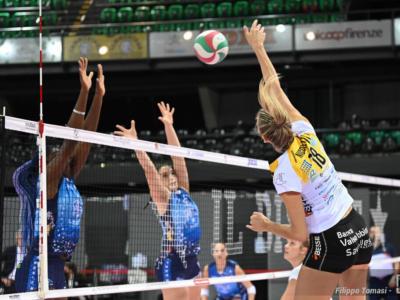 Volley, serie A1 femminile, recuperi. Chiusa la regular season: rimpianti in salsa toscana