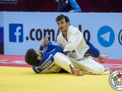 Judo, Christian Parlati e Giovanni Esposito in finale per il bronzo agli Europei! Out agli ottavi Basile