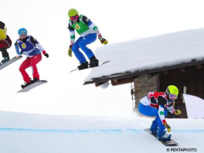 Snowboardcross: a Veysonnaz si decide la Coppa del Mondo. Michela Moioli deve battere Eva Samkova