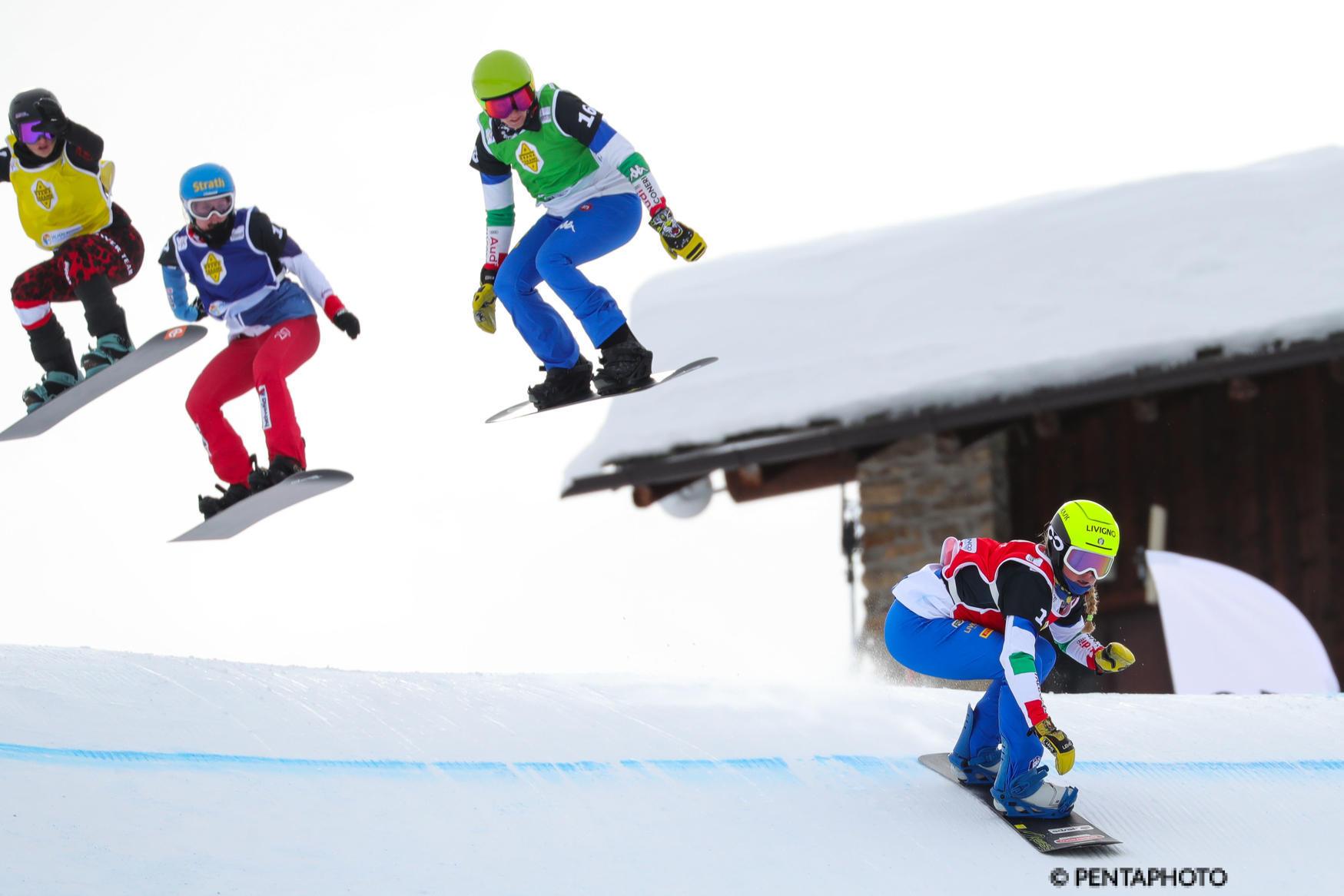 LIVE Snowboardcross Bakuriani in DIRETTA: Michela Moioli, serve una reazione!