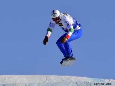 """Snowboardcross, Omar Visintin: """"Giornata stupenda, sapevo di essere in forma"""""""