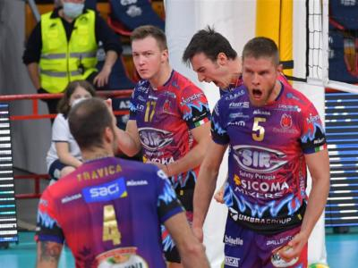 Volley, Champions League 2021: Perugia da sogno! Rimonta antologica su Modena, trionfo al golden set: è semifinale