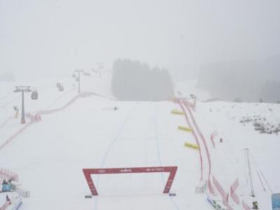 Sci alpino, beffa per Dominik Paris: cancellata la discesa di Saalbach quando era al comando