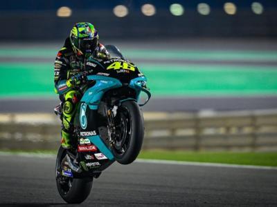 MotoGP, GP Qatar 2021: numeri, statistiche, curiosità. Sono 4 i successi di Valentino Rossi a Losail