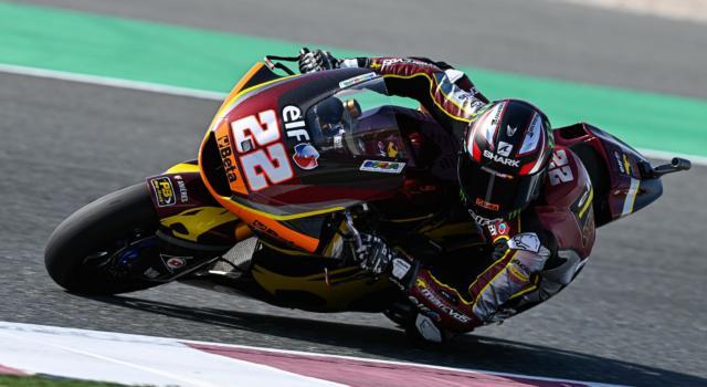 Moto2, risultato qualifiche GP Qatar 2021: Sam Lowes detta legge e centra la pole, quarto Marco Bezzecchi