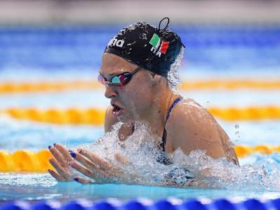 Nuoto, Sara Franceschi stupisce nei 400 misti e conquista il pass per le Olimpiadi di Tokyo!